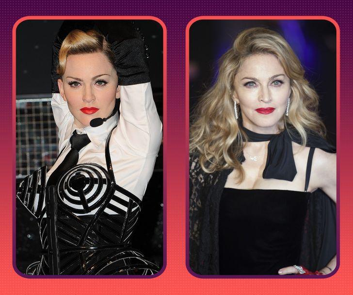 Đâu là phiên bản tượng sáp của Madonna? - 2