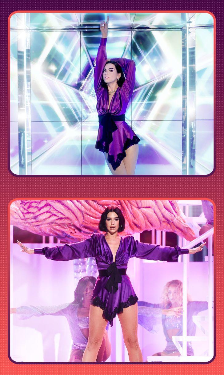 Đâu là phiên bản tượng sáp của Madonna? - 4
