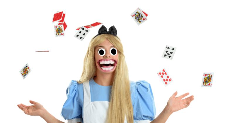 Bạn biết bao nhiêu về Alice in Wonderland?