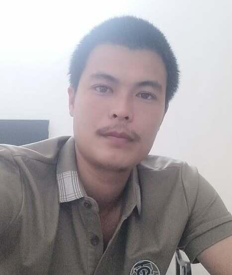 Nam tài xế Vương Văn Pháp.