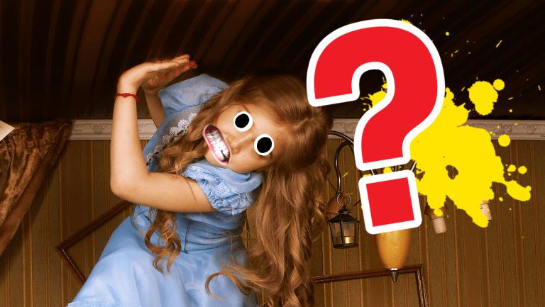 Bạn biết bao nhiêu về Alice in Wonderland? - 11