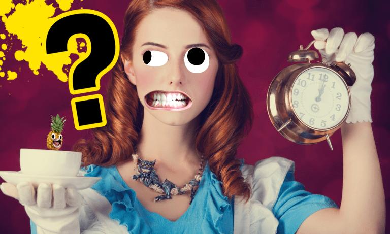 Bạn biết bao nhiêu về Alice in Wonderland? - 1