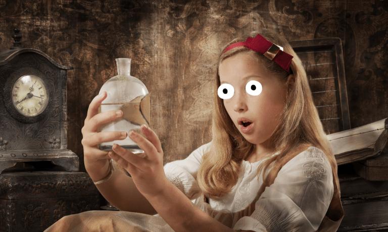 Bạn biết bao nhiêu về Alice in Wonderland? - 4