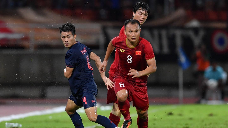 FIFA đánh giá cao kinh nghiệm của Nguyễn Trọng Hoàng.