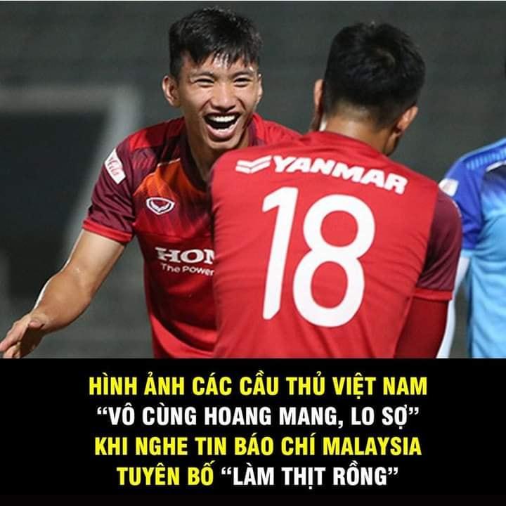 CĐV chế ảnh đi bắt hổ Malaysia cổ vũ tuyển Việt Nam - 5