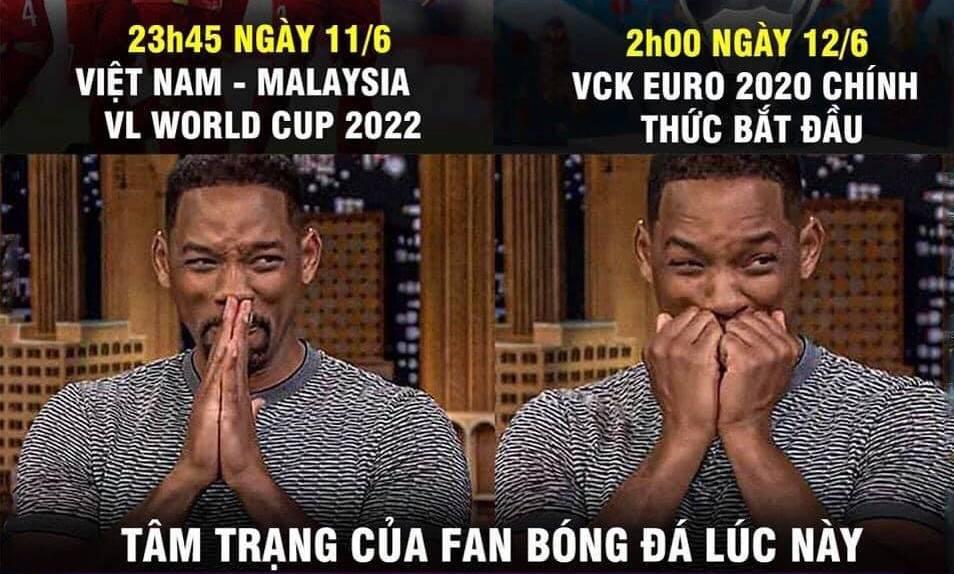 CĐV chế ảnh đi bắt hổ Malaysia cổ vũ tuyển Việt Nam - 8