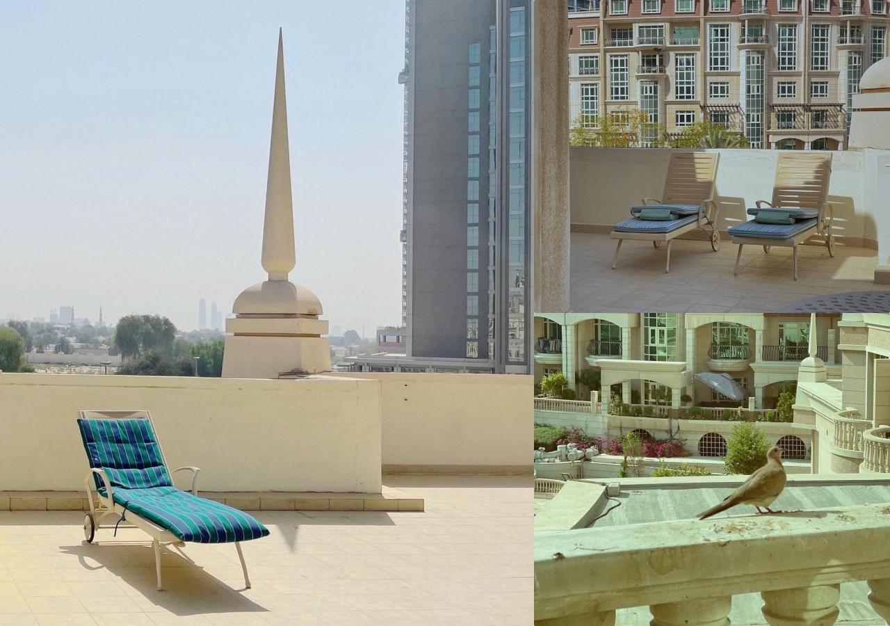 Cuộc sống ngoài sân cỏ cực chill của hội trai đẹp ở UAE - 5