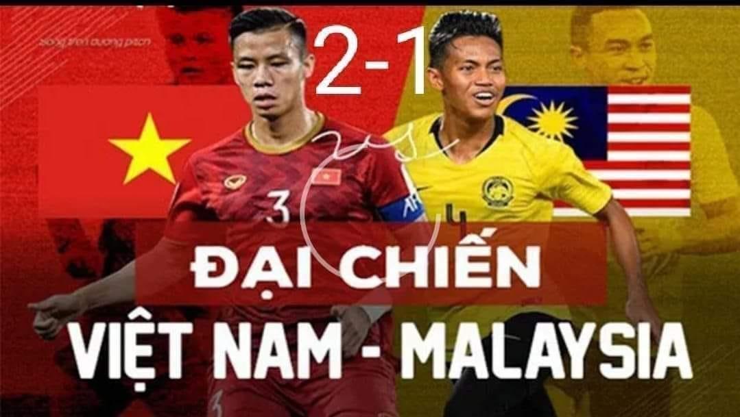 Người hâm mộ Việt Nam tiếp tục có một đêm không ngủ khi dõi theo trận đấu gặp Malaysia tối 11/5. Chiến thắng 2-1 khiến hàng triệu người hâm mộ quê nhà tha hồ tự hào về các chiến binh sao vàng. Họ đã thi đấu hết mình trên sân, lăn xả và đón nhận may mắn để tiếp tục giữ ngôi đầu bảng G.