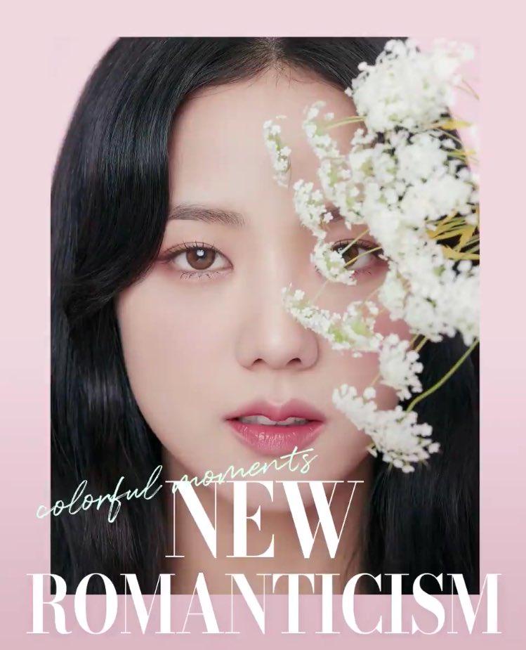 Ở shoot hình cận mặt, chị cả Black Pink khiến fan u mê với ánh mắt biết nói, đôi môi hé mở như đóa hoa đầy ngọt ngào.