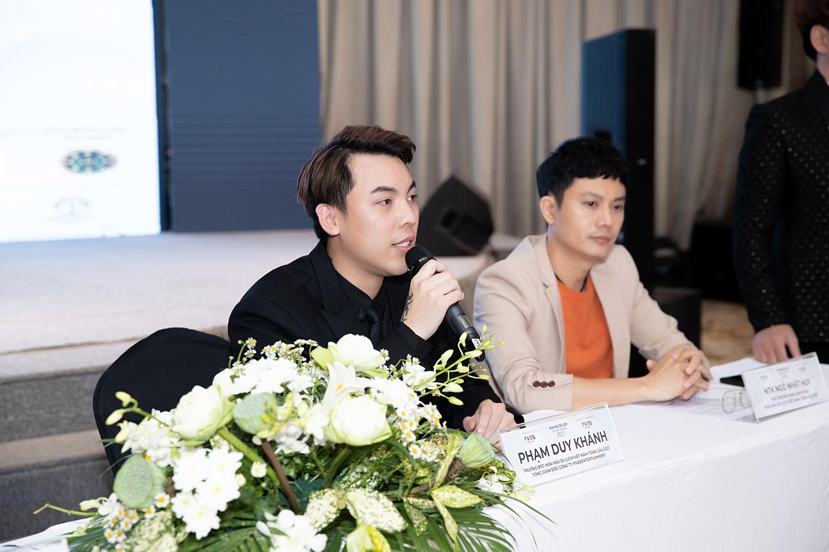 Ông Phạm Duy Khánh.