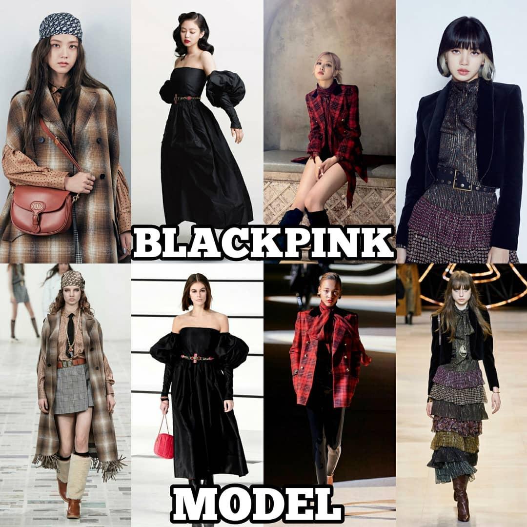 Không bao giờ rập khuôn trong việc mặc đồ hiệu, Black Pink biến những bộ đồ từ runway ra đời thường trở nên rất đẹp mắt với tính ứng dụng cao, tuy nhiên vẫn ghi đậm dấu ấn cá nhân.