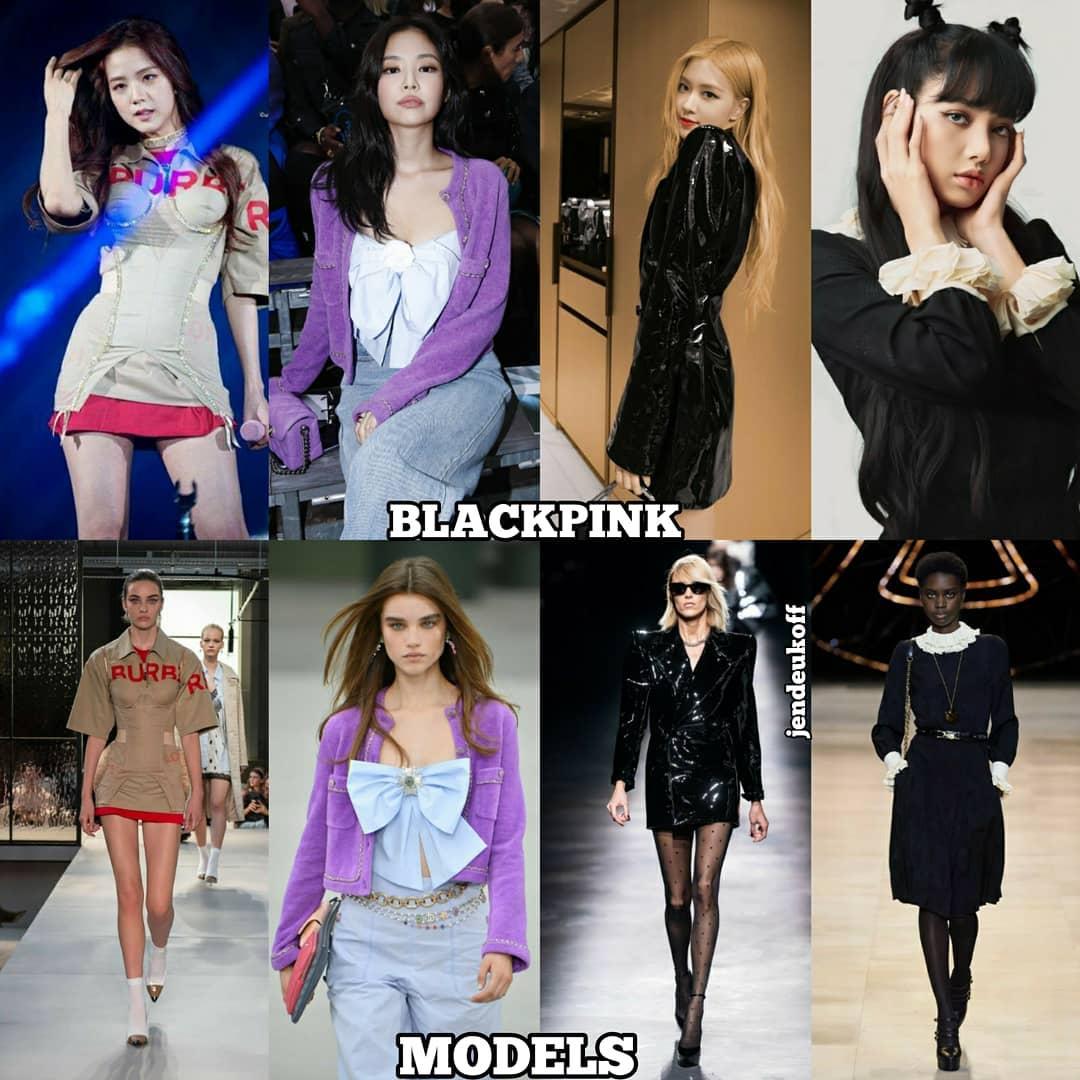 Cách mix&match cực đỉnh của Black Pink giúp nhiều trang phục trở nên viral, được các tín đồ thời trang đua nhau lùng mua và học hỏi.