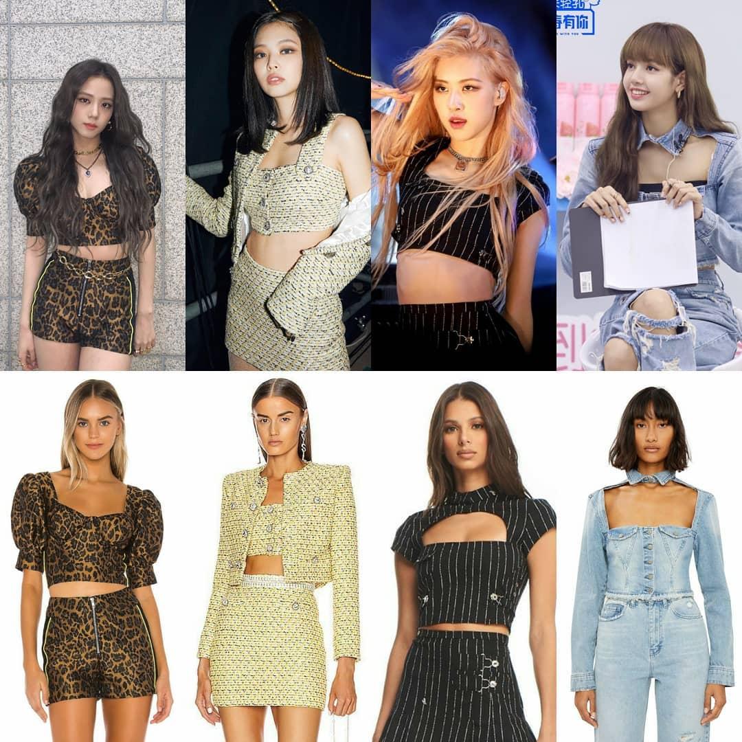 Cũng nhờ khả năng tạo trend mạnh mẽ, Black Pink được đánh giá là những biểu tượng thời trang hàng đầu Kpop.