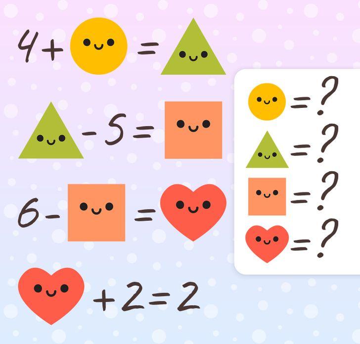 Ai giỏi tính toán nhất? - 1