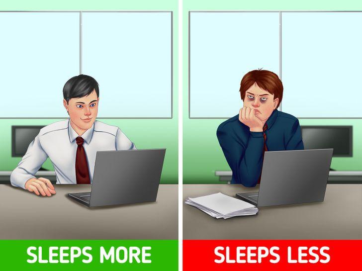 Tư thế ngủ có thể ảnh hưởng đến thu nhập của bạn - 8