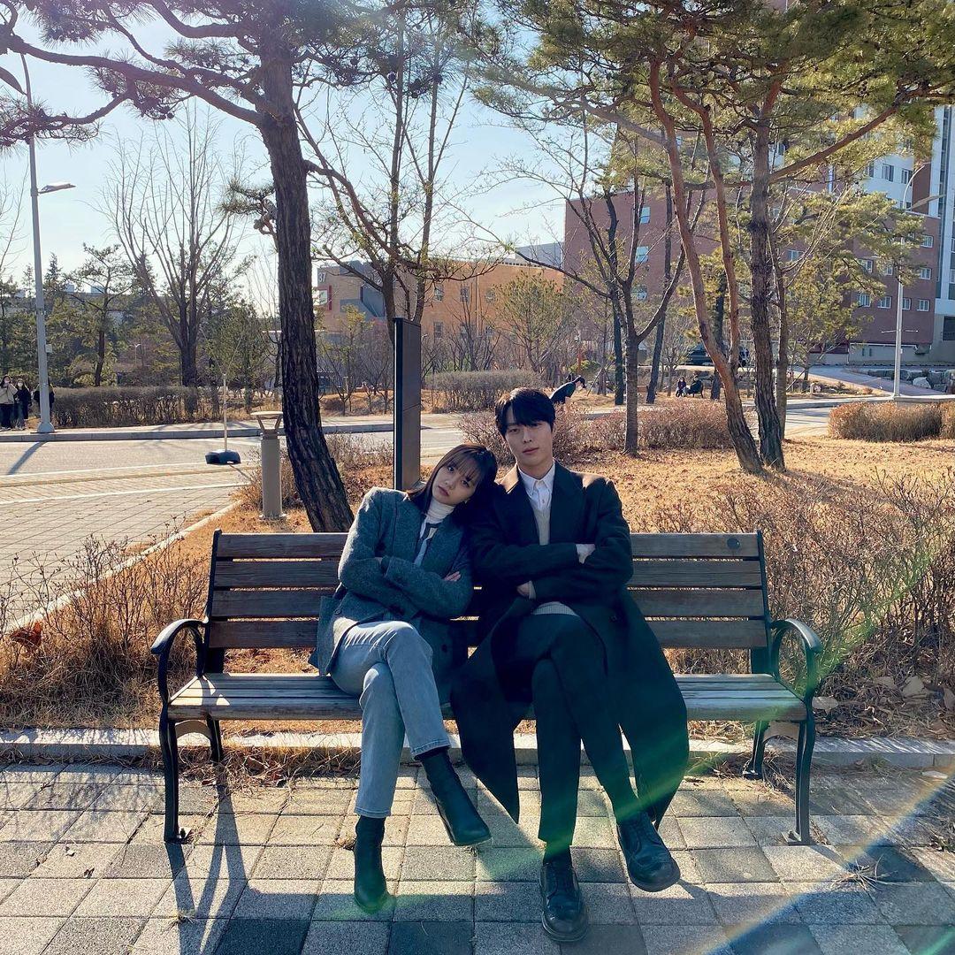 Hye Ri - Jang Ki Yong đẹp đôi trong My roommate is a gumiho.