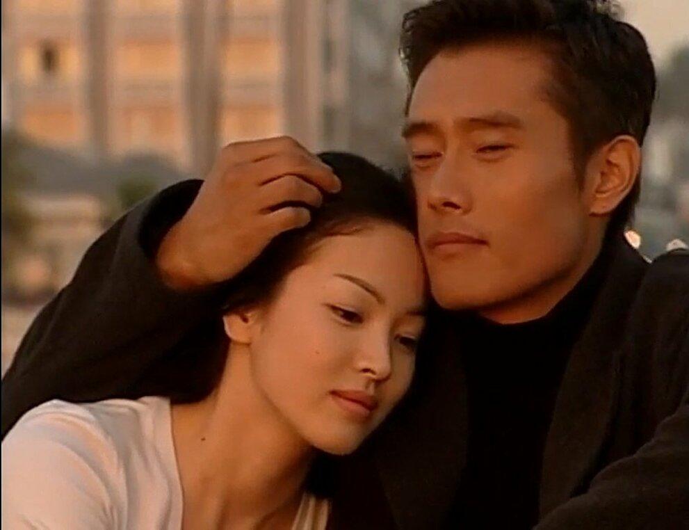Song Hye Kyo và Lee Byung Hun đóng chung drama All In (Một cho tất cả)năm 2003. Trong phim, Lee Byung Hun vào vai Kim In Ha - chàng thanh niên với quá khứ nghèo khó đã thành công ở Las Vegas dựa vào mánh khóe cờ bạc. Còn Song Hye Kyo đóng vai Min Su Yeon, cô gái hiền lành lương thiện. Câu chuyện tình yêu giữa chàng bad boy và cô gái trong sáng, cùng đề tài về thế giới đỏ đen đã khiếnAll Intrở thành drama hấp dẫn khán giả, rating ở mức cao.