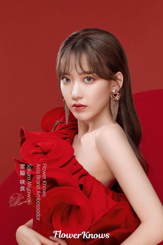 Miyawaki Sakura theo style make up Hàn - Nhật - Trung: Đâu mới là chân ái?