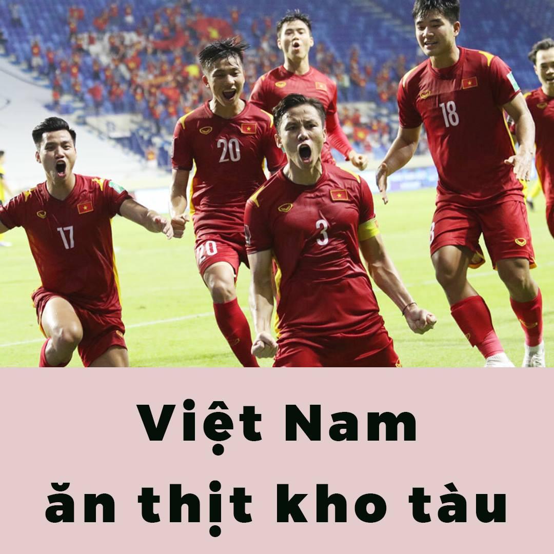 Ảnh chế Việt Nam ăn thịt kho Tàu khi gặp Trung Quốc đúng mùng 1 Tết - 2