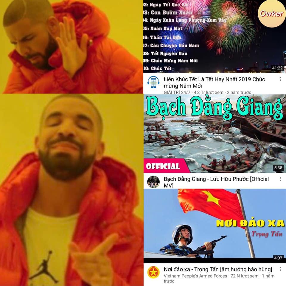 Ảnh chế Việt Nam gặp Trung Quốc đúng mùng 1 Tết - 2