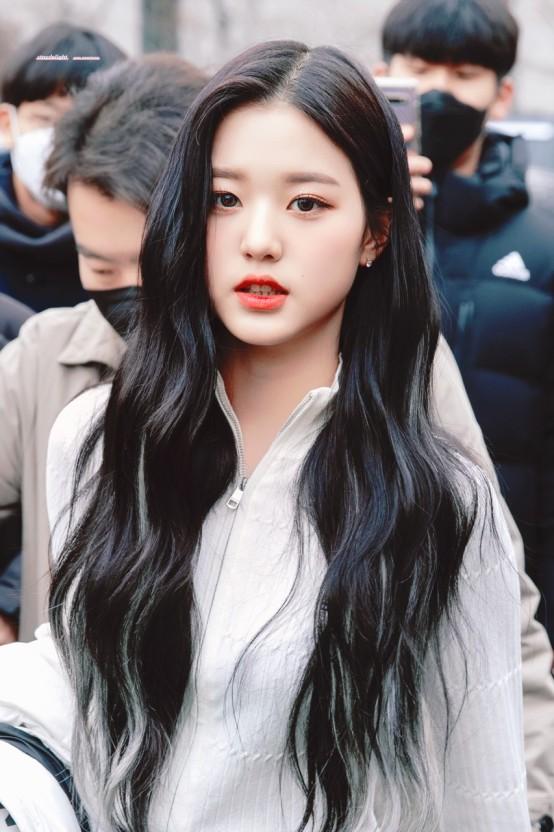 Hình ảnh thường ngày của Won Young cũng thuần khiết, trong sáng