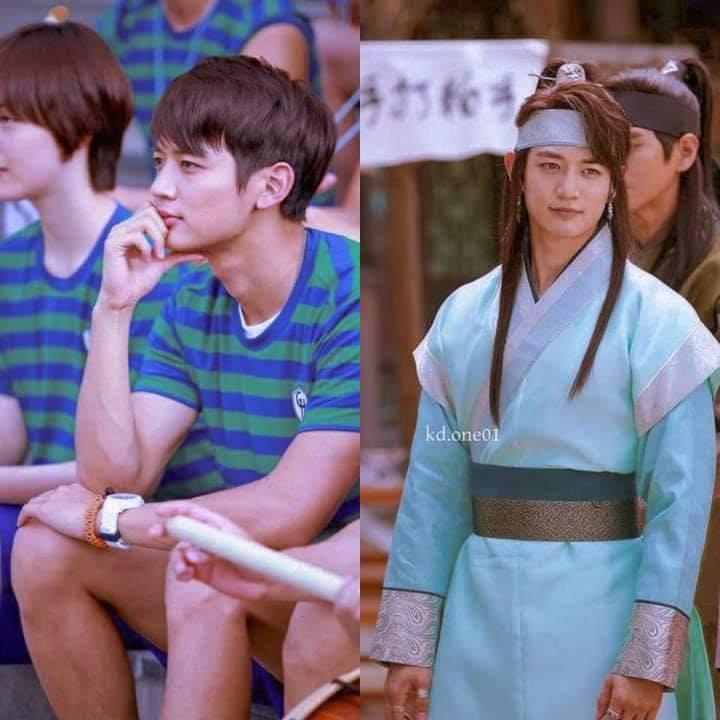 Park Seo Joon hợp với tạo hình cổ trang hay hiện đại? - 4