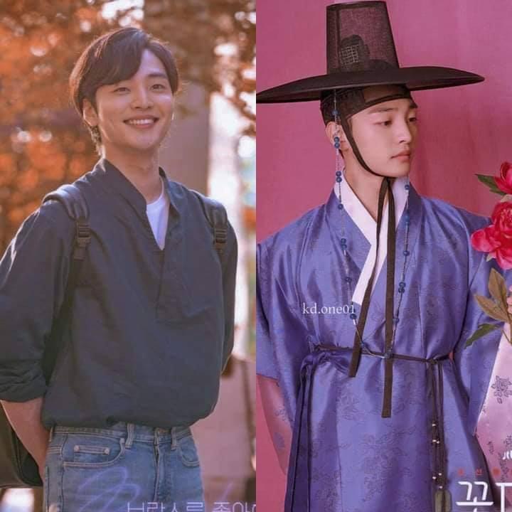 Park Seo Joon hợp với tạo hình cổ trang hay hiện đại?