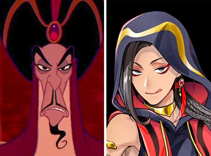 Phiên bản Jafar đầy ranh mãnh.