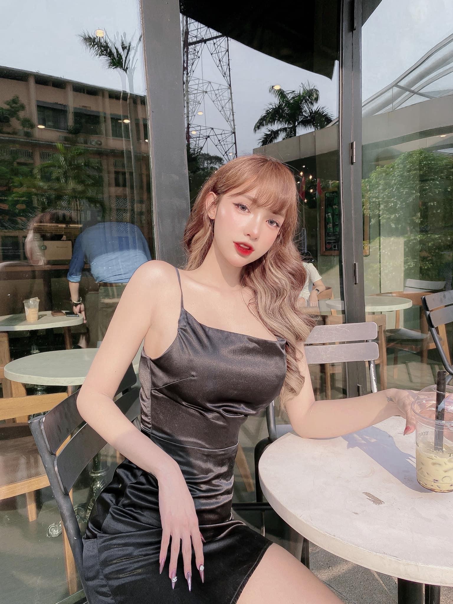Thí sinh chuyển giới của Hoa hậu Hoàn vũ Việt Nam gây sốt với nhan sắc búp bê sống - page 2 - 1