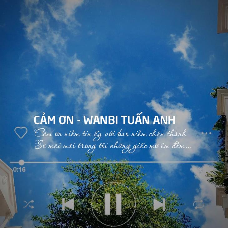 Fan nhớ Wanbi Tuấn Anh.