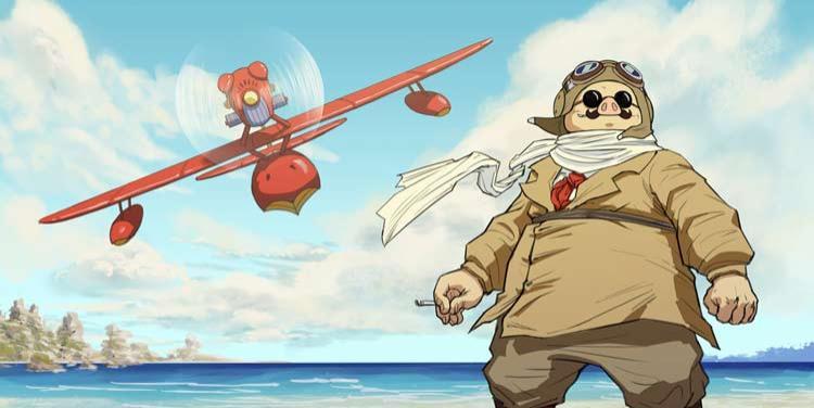 Fan cứng hoạt hình Ghibli đọ tài hiểu biết - 3
