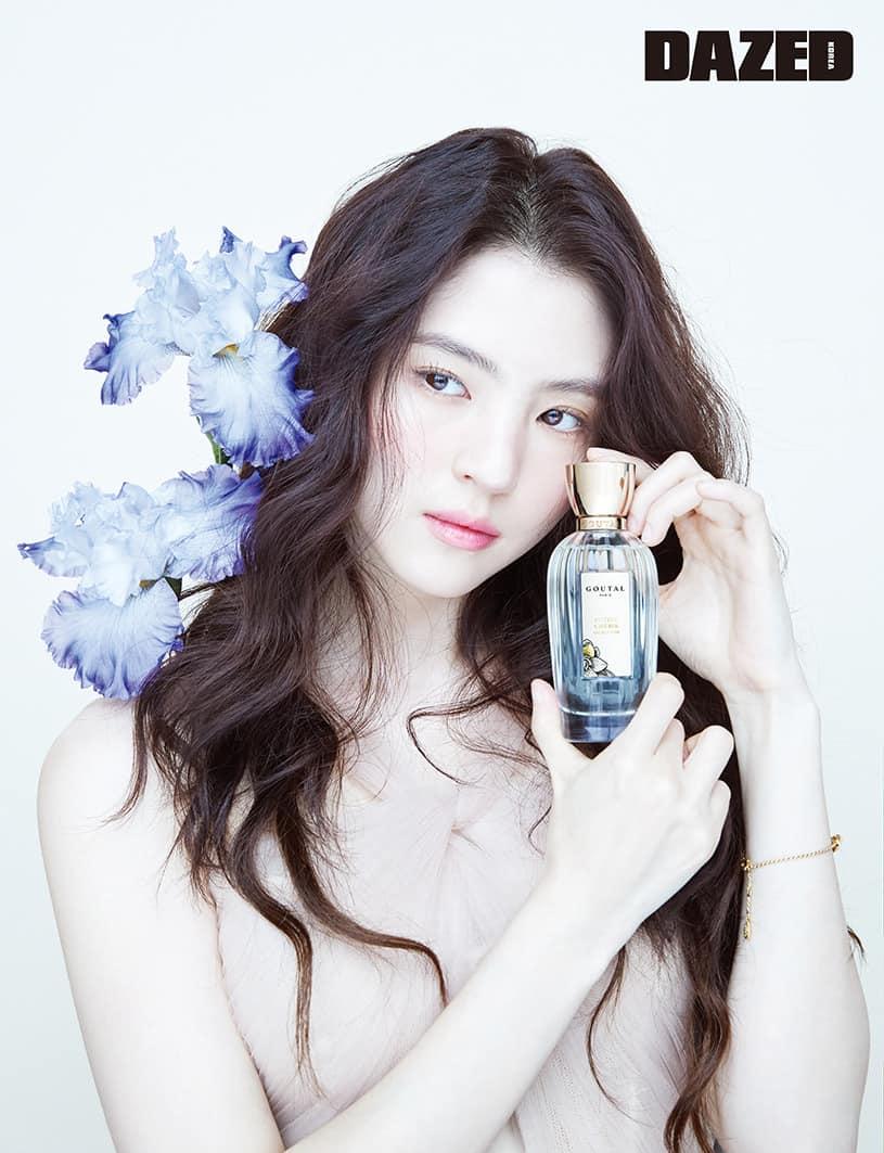 Nữ thần cảnh nóng Han So Hee chứng minh nhan sắc sinh ra để quảng cáo mỹ phẩm - page 2