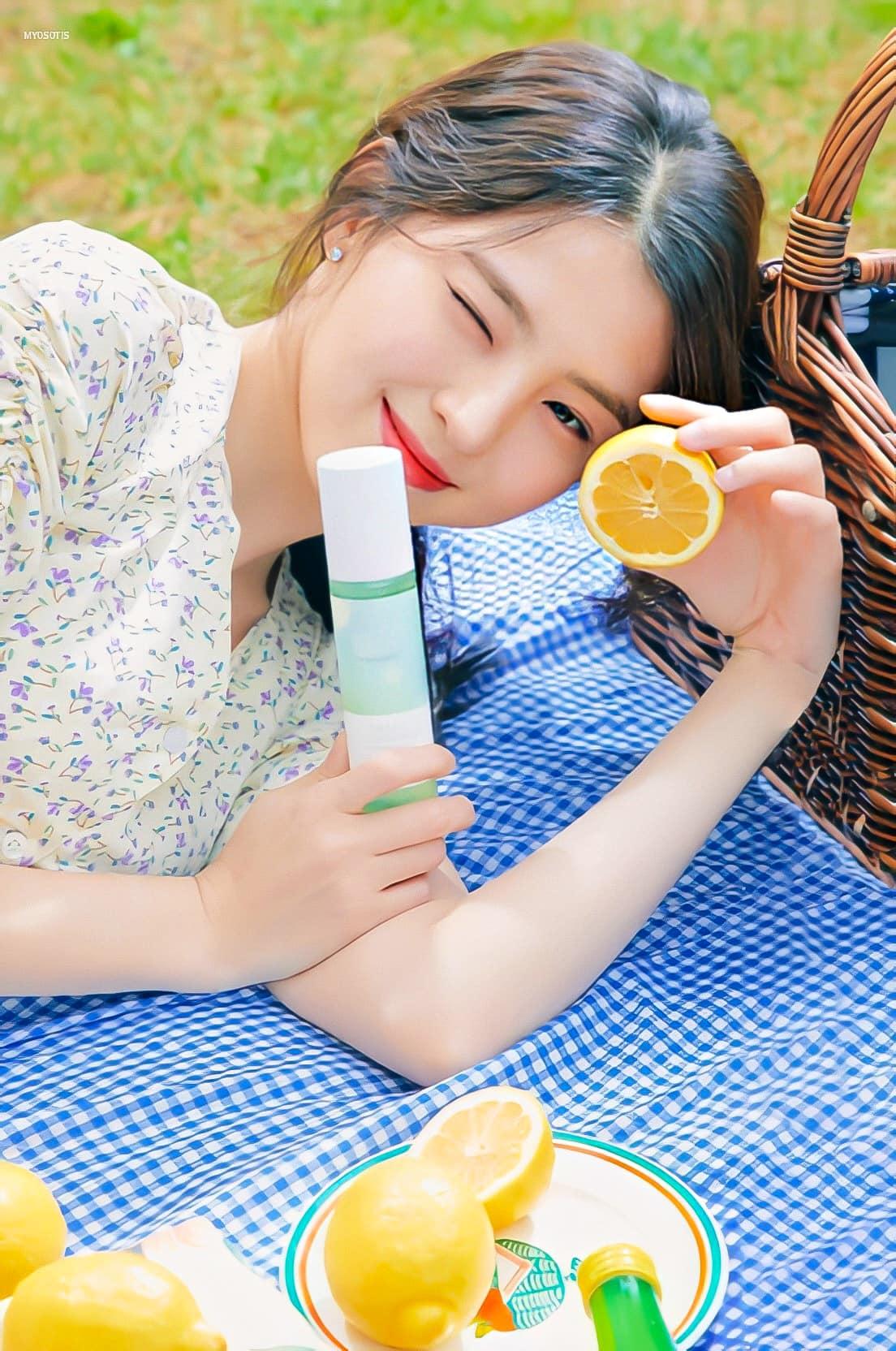 Vẻ đẹp kiêu sa và đầy tươi mới của Han So Hee hứa hẹn sẽ giúp cô giành được thêm nhiều hợp đồng quảng cáo thời gian tới.