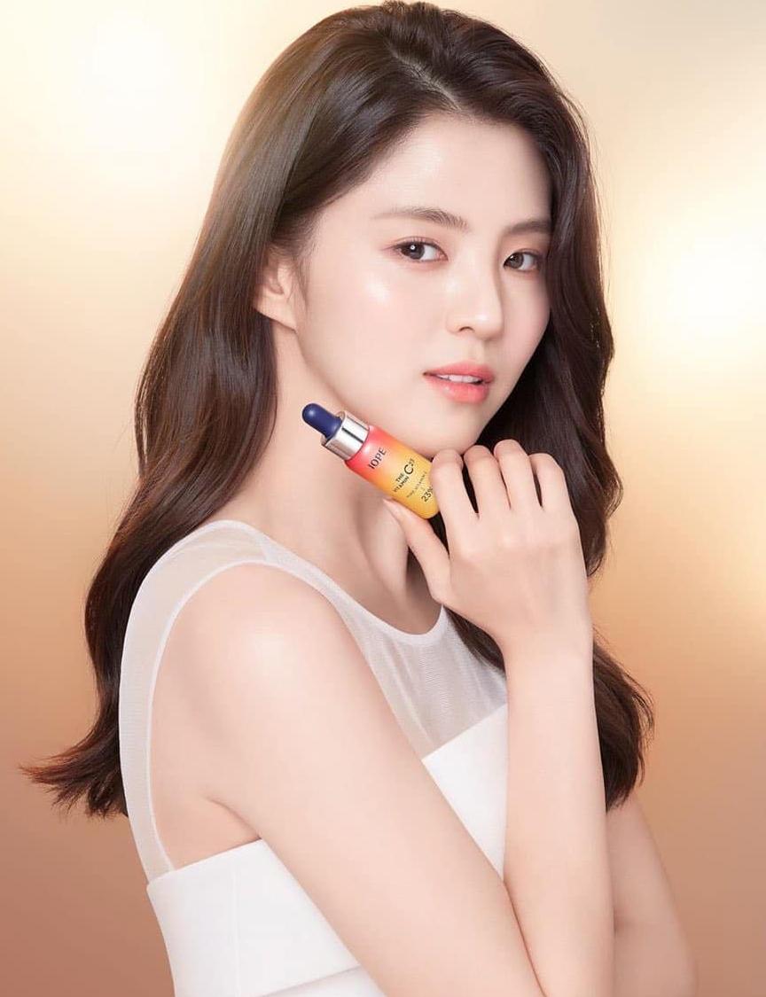 Nữ thần cảnh nóng Han So Hee chứng minh nhan sắc sinh ra để quảng cáo mỹ phẩm - page 2 - 1