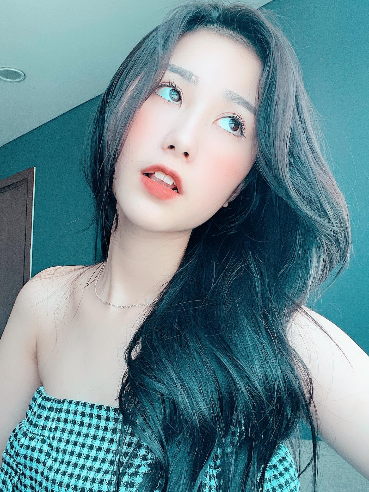 Nhan sắc hot girl Tiểu Hý - 2