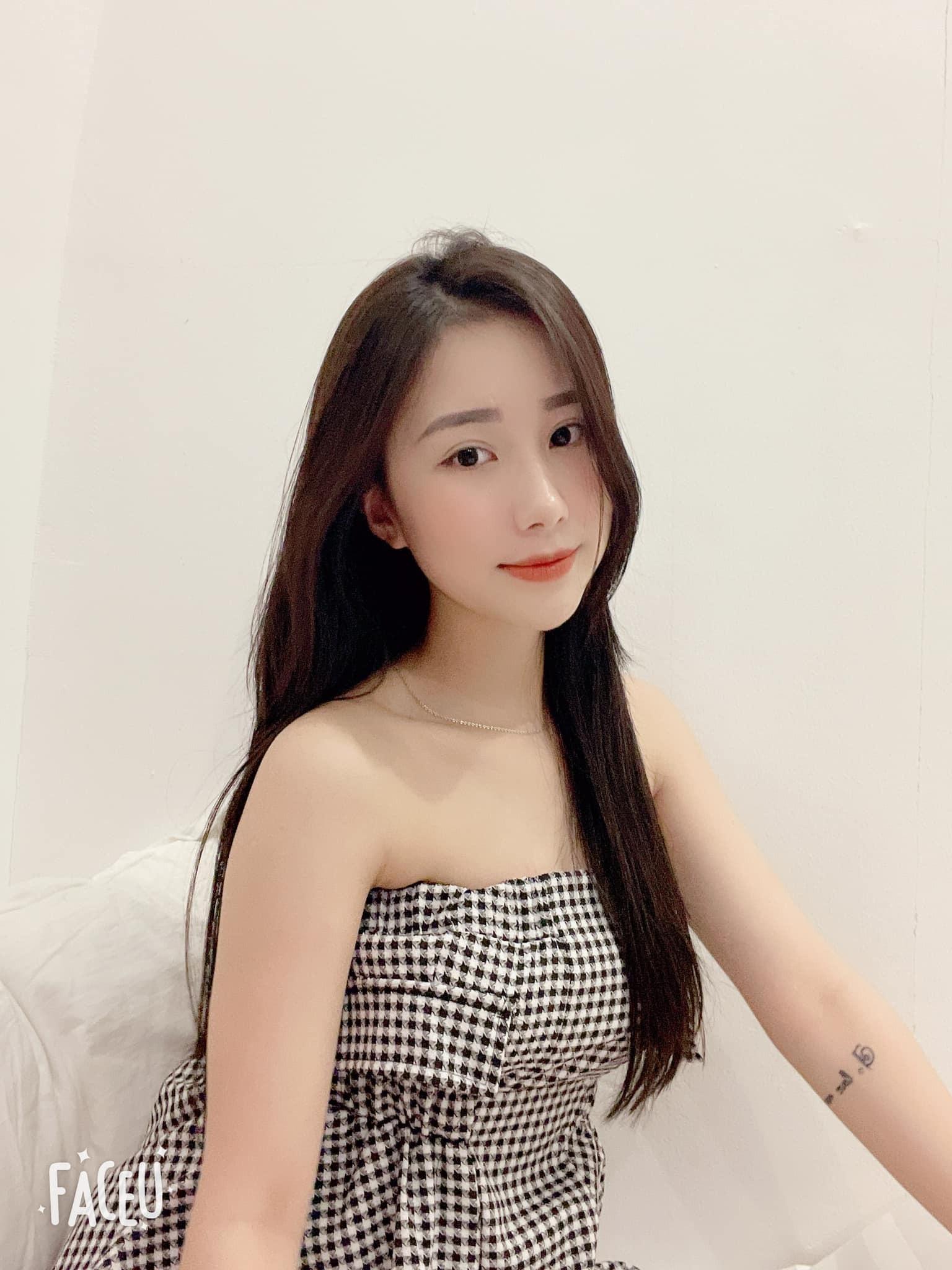 Nhan sắc hot girl Tiểu Hý
