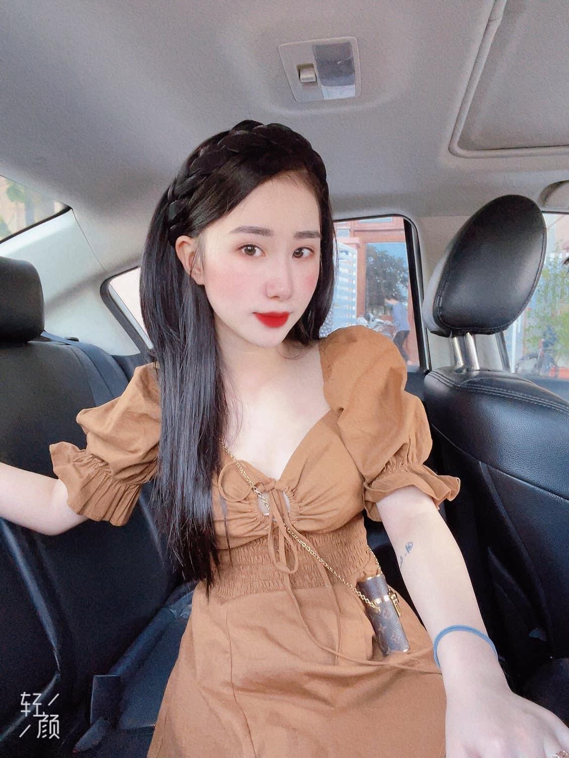 Nhan sắc hot girl Tiểu Hý - 5