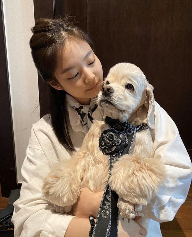 Jennie đang là đại sứ của Chanel, vì thế chẳng mấy ngạc nhiên khi Kai cũng được dùng đồ của thương hiệu này.
