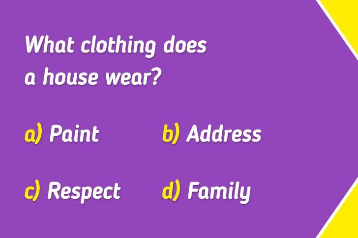 Bạn có đủ trình giải 8 câu đố tiếng Anh này? - 3