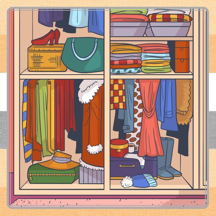 Đố vui: Tìm ra nơi ẩn chứa các đồ vật trong 8 bức tranh này - 4