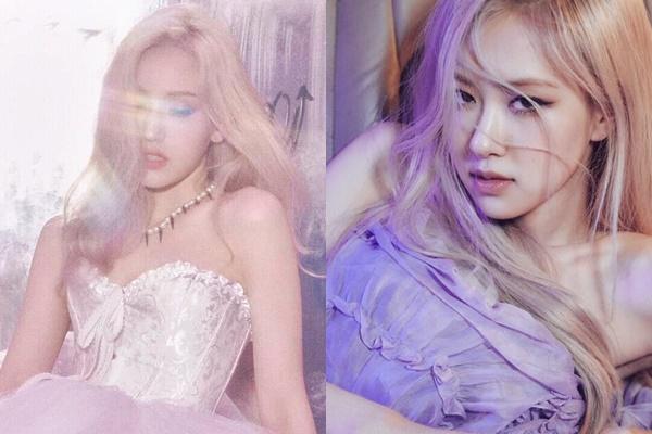 Ở một vài khoảnh khắc, nữ idol sinh năm 2001 nhìn giống hệt đàn chị Black Pink.