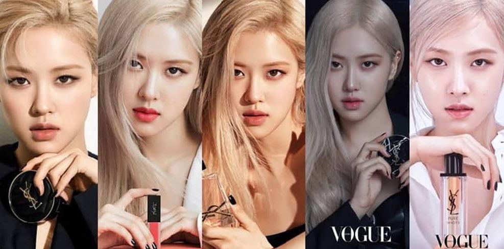 So với các thành viên Black Pink còn lại, Ji Soo là người có khả năng biểu cảm phong phú hơn cả. Rosé từ trước đến nay vẫn thường xuyên bị chê một màu, chụp hình trăm lần như một khi quảng bá mỹ phẩm YSL.