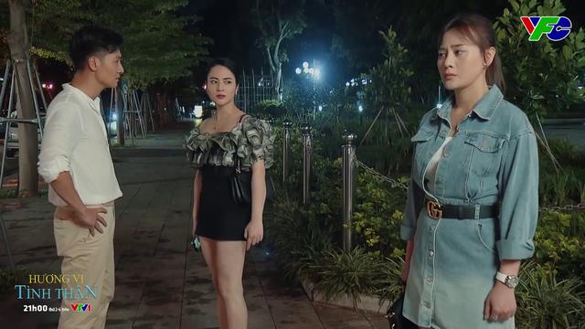 Nhìn sang Thiên Nga (Việt Hoa) - cô nàng hai mặt giả tạo - cũng có style chẳng khá khẩm hơn là bao. Mang tiếng dân chơi đi bar nhiều hơn đi chợ, phong cách của cô nàng trong những phân cảnh lên sàn vẫn gây thất vọng.
