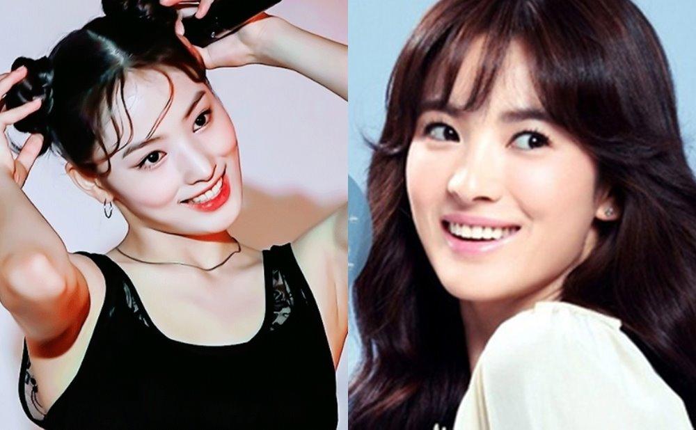 Thành viên nhóm nữ mới JYP giống Han So Hee và Song Hye Kyo đến mức nào? - 3