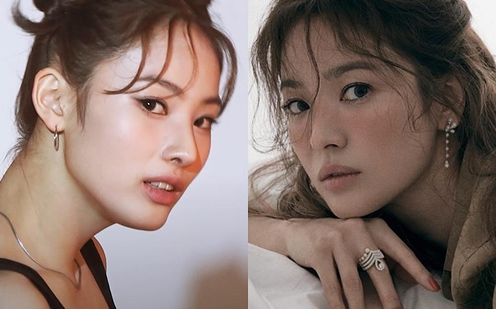 Thành viên nhóm nữ mới nhà JYP có thần thái đậm chất diễn viên.