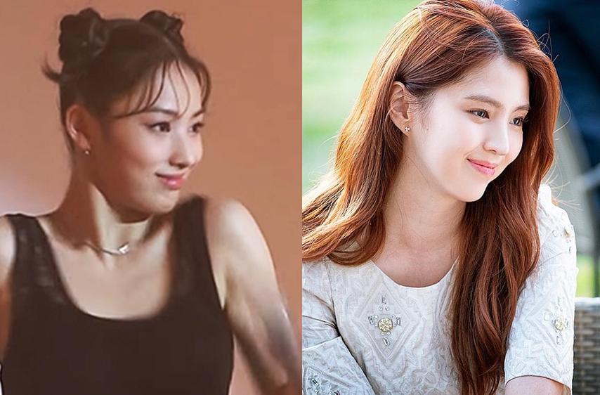 Thành viên nhóm nữ mới JYP giống Han So Hee và Song Hye Kyo đến mức nào? - 5