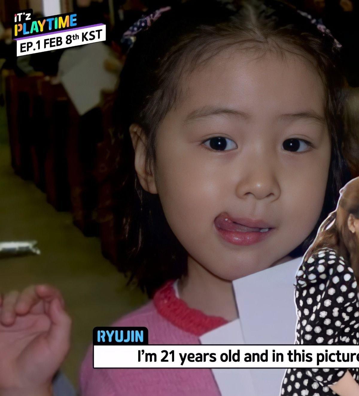 Ảnh quá khứ của Ryu Jin (ITZY) hot rần rần vì visual 100% không dao kéo - 8