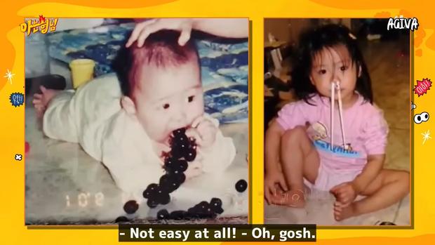Bức ảnh cắm đũa vào lỗ mũi của Ryu Jin từng được hé lộ trên show truyền hình.