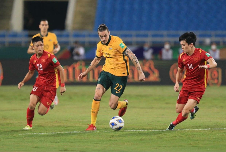 Việt Nam thua Australia trên sân nhà - 1