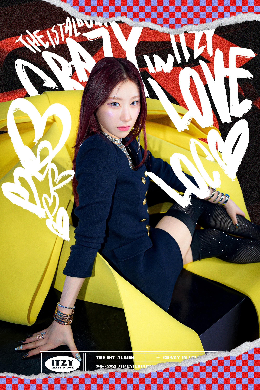 Teaser cá nhân của ITZY: Yuna sốc visual, Ryu Jin tới công chuyện - 3